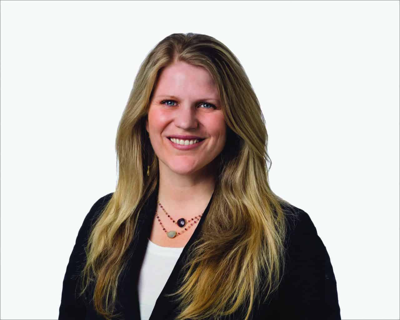 Headshot of Executive Clinical Director Dr. Chantelle Thomas